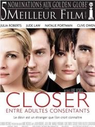 Voir Closer: Entre adultes consentants en streaming complet gratuit | film streaming, StreamizSeries.com