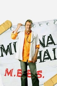 Munna Bhai M.B.B.S. 2003 Hindi Movie AMZN WebRip 400mb 480p 1.2GB 720p 4GB 10GB 1080p