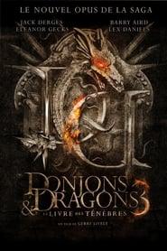 Voir Donjons & Dragons 3 : Le Livre des ténèbres en streaming complet gratuit | film streaming, StreamizSeries.com