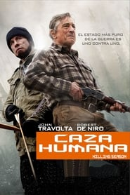 Caza humana / Killing Season