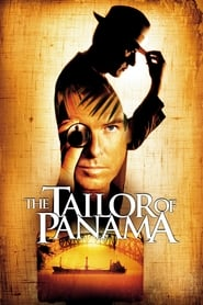Poster for The Tailor of Panama