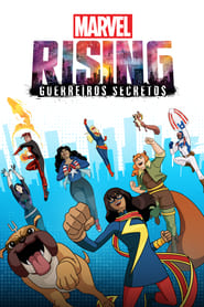 Marvel Rising: Guerreiros Secretos Torrent (2018)