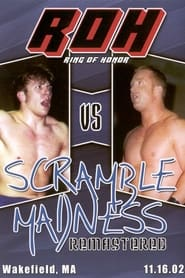 ROH Scramble Madness 2002