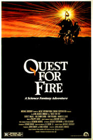 Poster Quest for Fire 1981