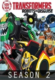 Transformers: Robots In Disguise - Season 2 poster