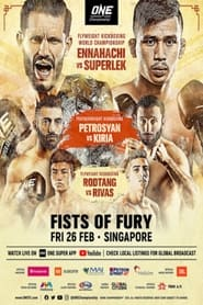 One Championship: Fists of Fury (2021) torrent