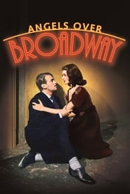 Poster Angels Over Broadway 1940