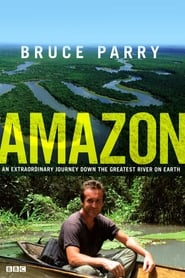 Poster Amazon with Bruce Parry 2008
