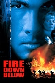 Poster Fire Down Below 1997