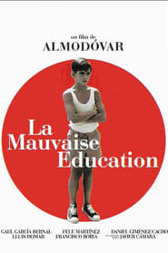 La Mauvaise éducation movie