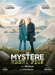 Le Mystère Henri Pick (2019)