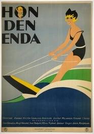 Hon, den enda (1926)