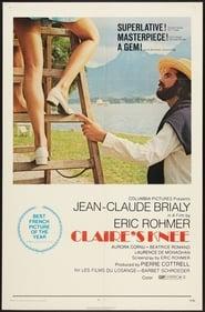 Claire's Knee plakat