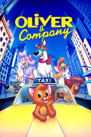Poster for Oliver & Company