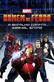 Homem de Ferro: A Batalha Contra Ezekiel Stane Torrent (2013)