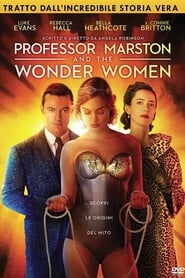 Professor Marston and the Wonder Women streaming