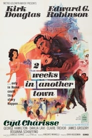 Poster Two Weeks in Another Town 1962