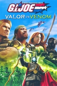 Poster G.I. Joe: Valor vs. Venom 2004
