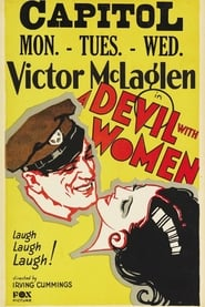 Poster A Devil with Women 1930