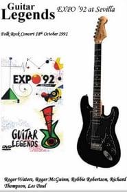 Guitar Legends EXPO '92 at Sevilla - The Folk Rock Night 1991