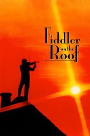 Poster Fiddler on the Roof 1971