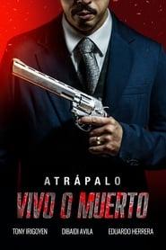 Poster Atrápalo vivo o muerto 2019