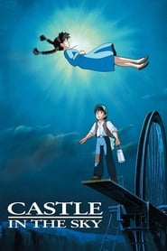 Castle in the Sky (1986) BluRay 480p, 720p