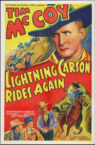 Lightning Carson Rides Again poster