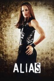 Seriencover von Alias – Die Agentin