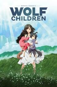 Poster Wolf Children 2012