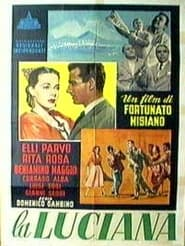 Locandina del film La Luciana