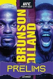 UFC on ESPN 21: Brunson vs. Holland – Prelims