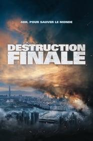 Poster Destruction Finale 2019