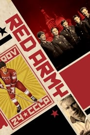 Poster for Red Army