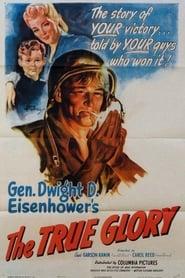 Poster La Vraie Gloire 1945