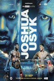 Joshua vs Usyk (2021)