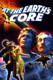 Poster At the Earth's Core 1976