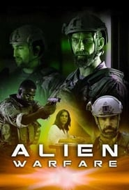 Alien Warfare (2019) DVDrip Latino
