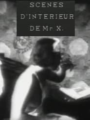 Scènes d'intérieur de Mr. X.