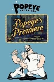 Popeye's Premiere 1949