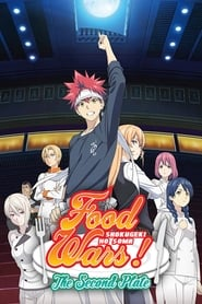 Food Wars! Shokugeki no Soma Season 2 Episode 12