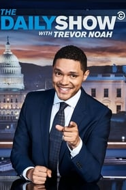 Poster The Daily Show with Trevor Noah - Season 10 Episode 119 : Ricky Gervais 2021
