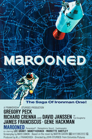 Poster Marooned 1969