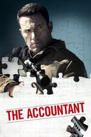 Poster for the movie, 'The Accountant'
