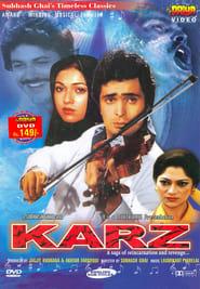 Poster Karz 1980