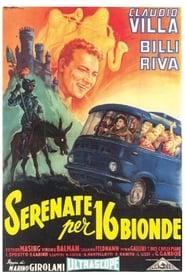 Serenate per 16 bionde 1957