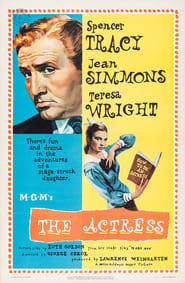 The Actress plakat