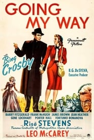 Poster Going My Way 1944
