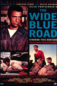 Poster for The Wide Blue Road