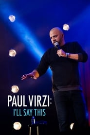 Paul Virzi: I'll Say This